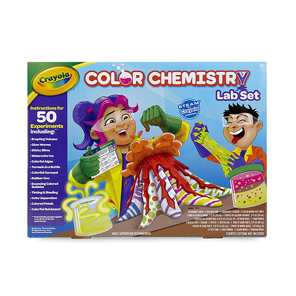 Crayola Colour Chemistry Set