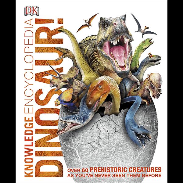 Dinosaur! Book
