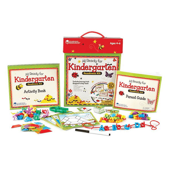 Educational Insights All Ready for Kindergarten Readiness Kit