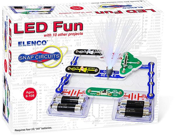 Snap Circuits LED Fun Set