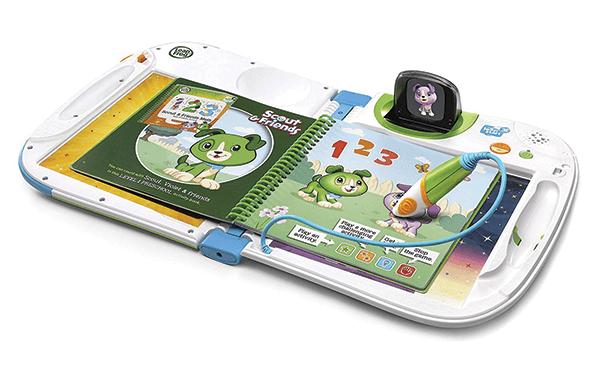 Leapfrog  Leapstart 3D Learning System - Green