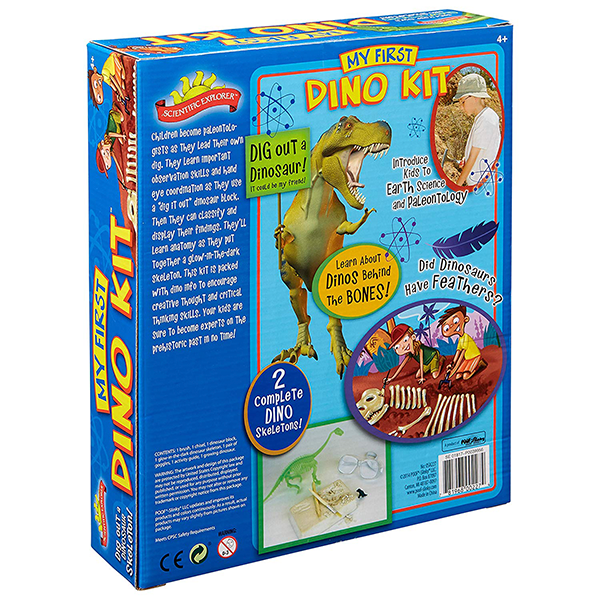Scentific Explorer My First Dino Kit