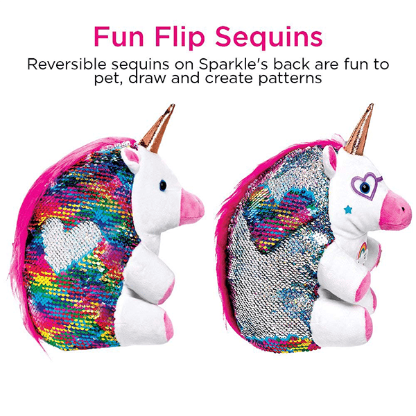 Creativity for Kids Sequin Pets Sparkles the Unicorn