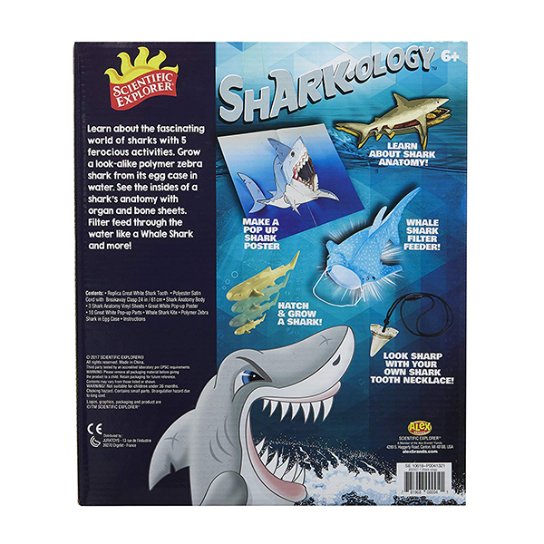 Scientific Explorer Sharkology