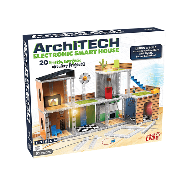 Smartlab Archi-tech Electronic Smart House