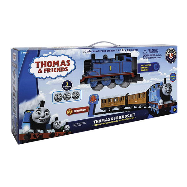 Lionel Thomas the Train Ready to Play Set