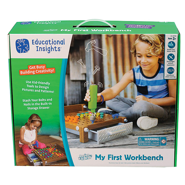 Educational Insights Design & Drill Workbench