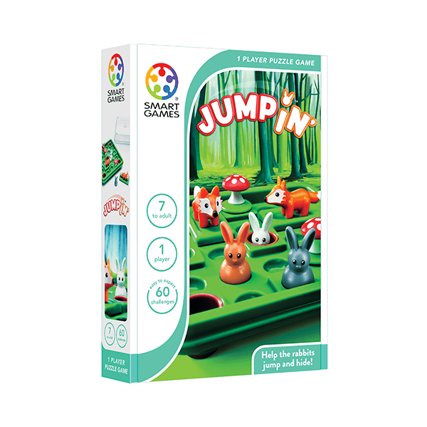 Smart Games JumpIN' Rabbit Game