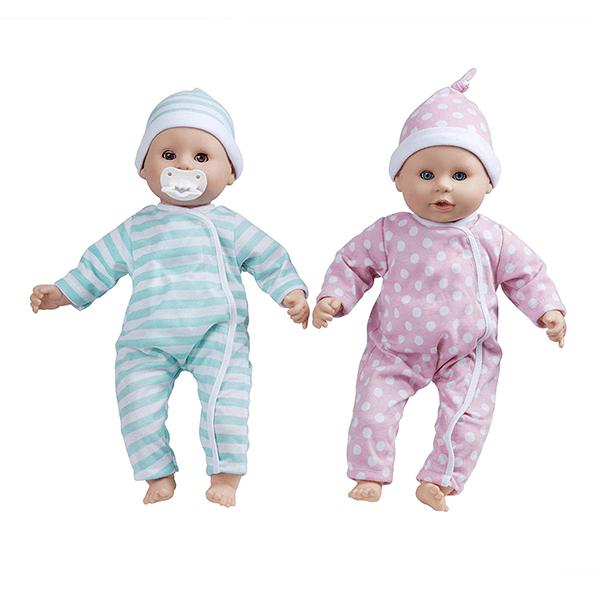 Melissa & Doug Luke & Lucy Mine to Love Twins