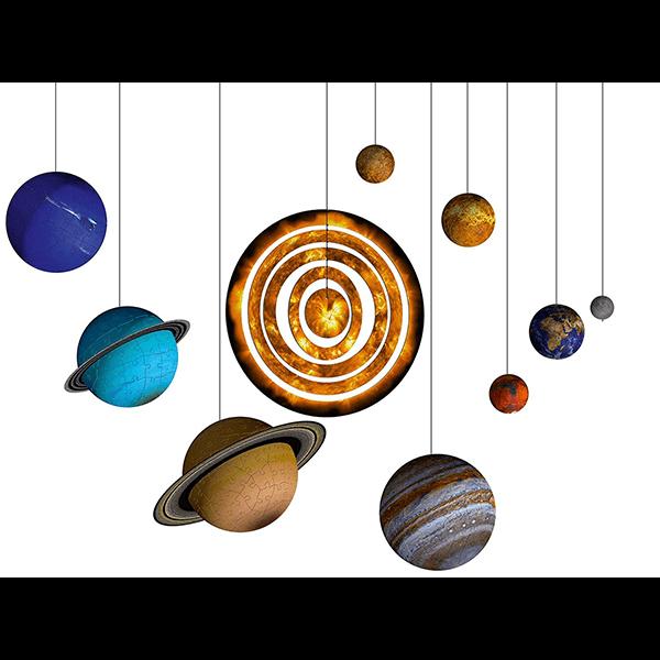 Ravensburger 3D Solar System Puzzle