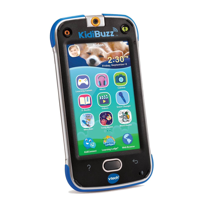 VTech KidiBuzz Smartphone Blue