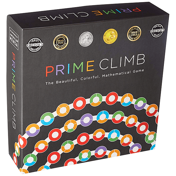 Math for Love Prime Climb Game