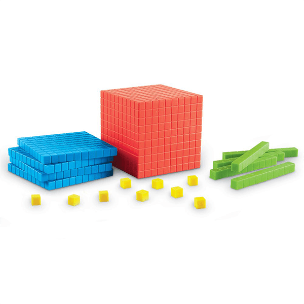 Learning Resources Brights Base Ten Starter Set