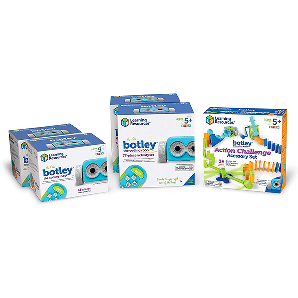 Learning Resources Botley Classroom Pack