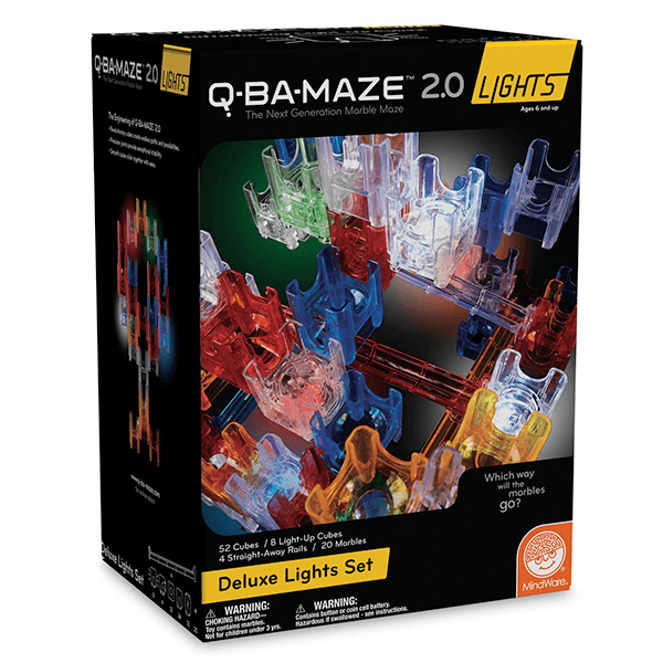 Q Ba Maze Deluxe Lights Set