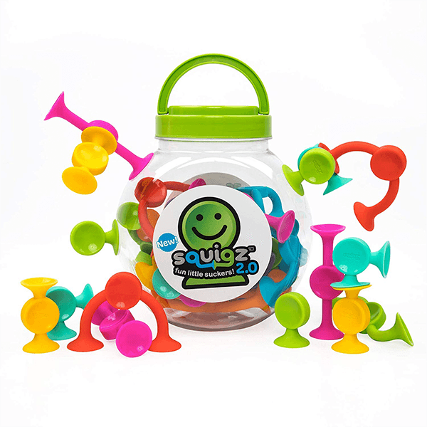 Fat Brain Toys Squigz 2.0