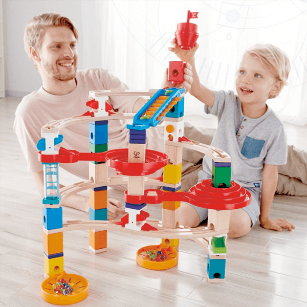 Hape Super Spirals Marble Run