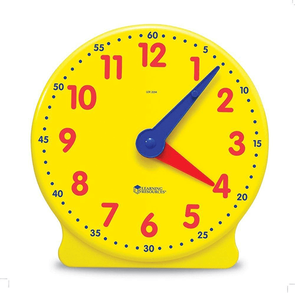 Learning Resources Demonstration Clock
