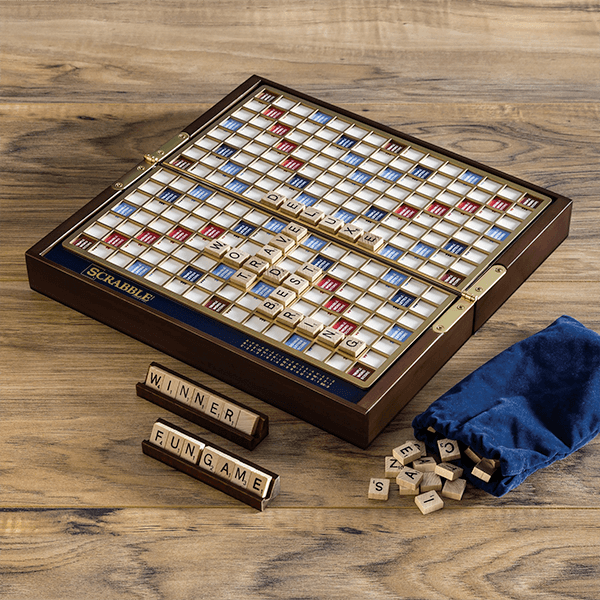 Winning Solutions Travel Scrabble Deluxe