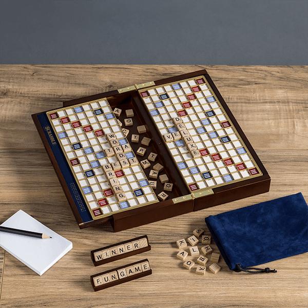 Winning Solutions Travel Scrabble Deluxe