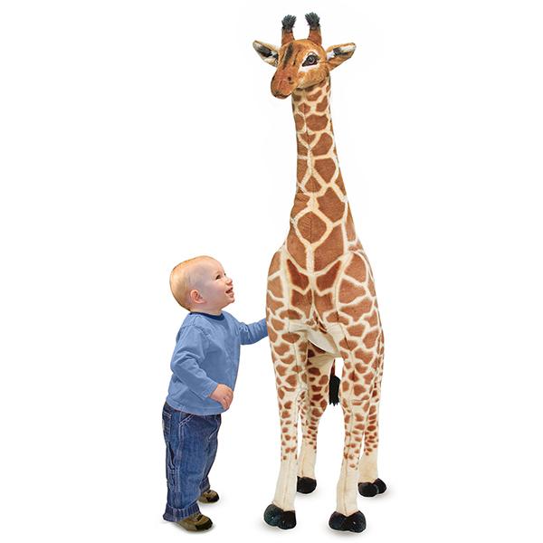 Melissa & Doug Giraffe Plush