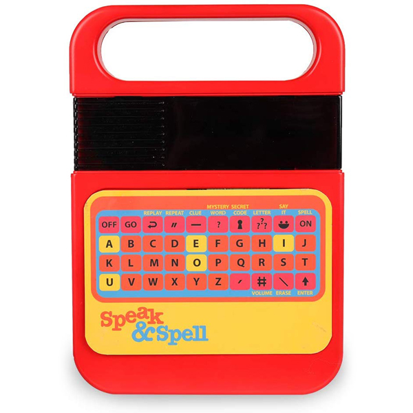Basic Fun Speak and Spell