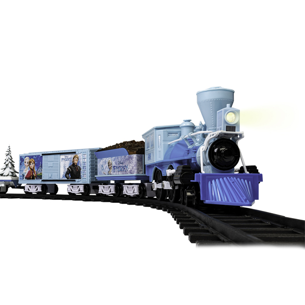 Lionel Disney's Frozen Ready-To-Play Train Set