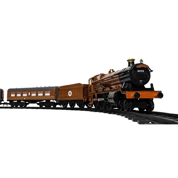 Lionel Harry Potter's Hogwarts Express Ready-To-Play Train Set