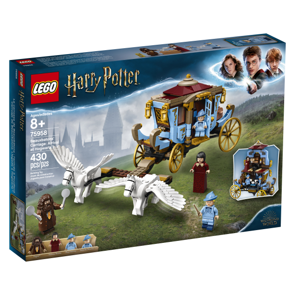 LEGO® Harry Potter™ 75958 Beauxbatons' Carriage: Arrival at Hogwarts™