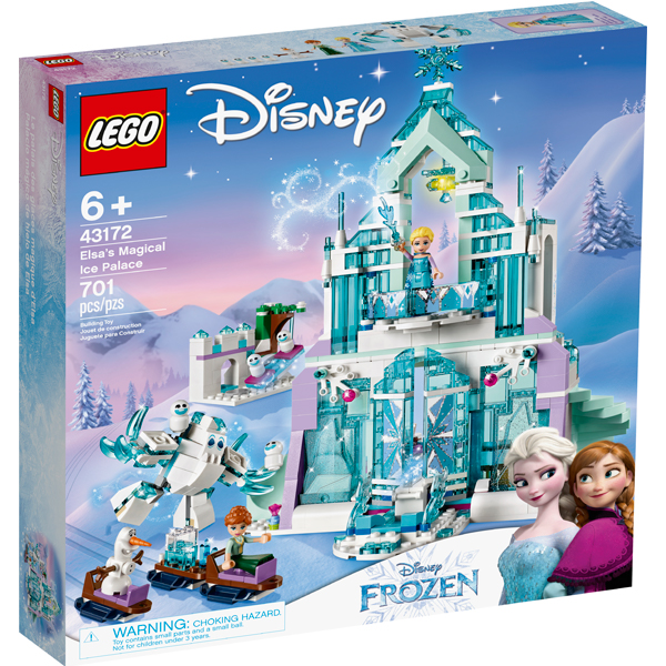 LEGO® Disney Frozen 43172 Elsa's Magical Ice Palace