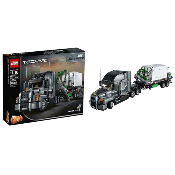 LEGO® Technic 42078 2-in-1 Mack® Anthem™