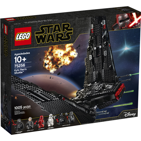LEGO® Star Wars™ 75256 Kylo Ren's Shuttle™