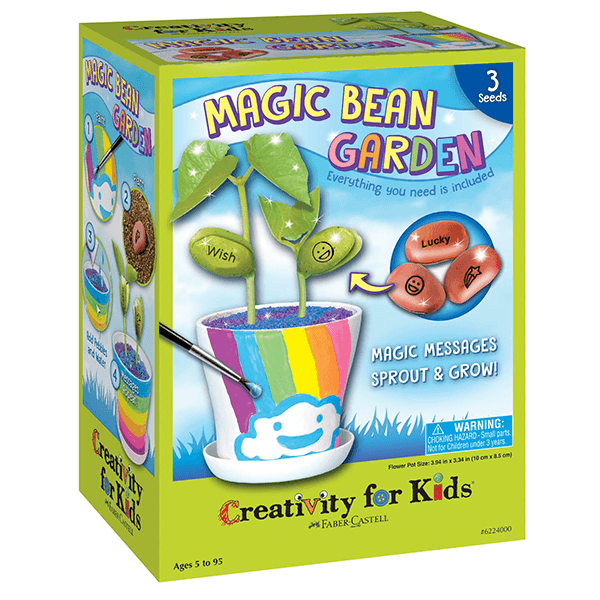 Creativity for Kids Magic Bean Garden Kit