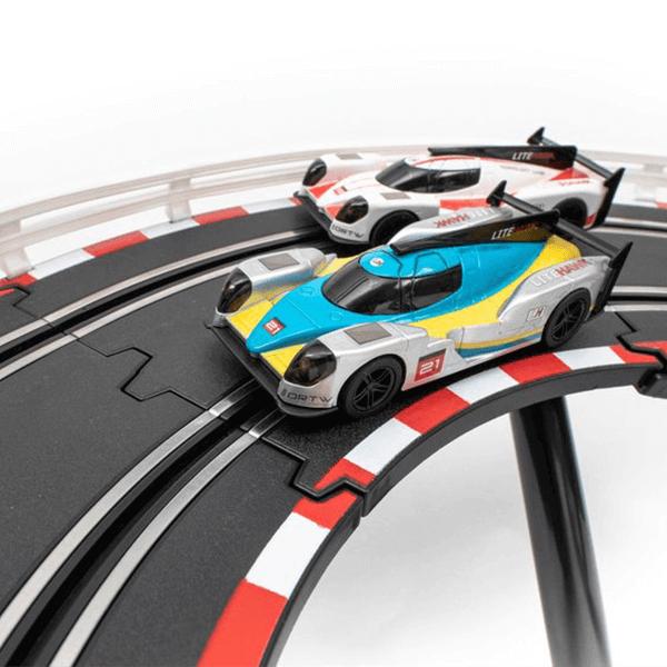 LiteHawk Circuit LMP Slot Car Set