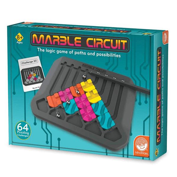 Mindware Marble Circuit Logic Board Game