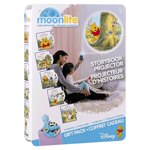 Moonlite Winnie the Pooh Edition Gift Pack
