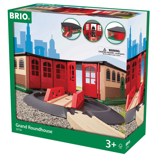 Brio World Grand Roundhouse