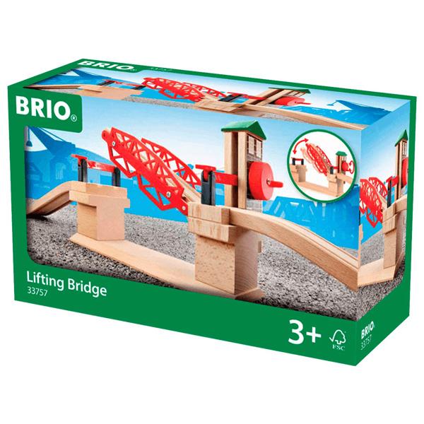 Brio World Lifting Bridge