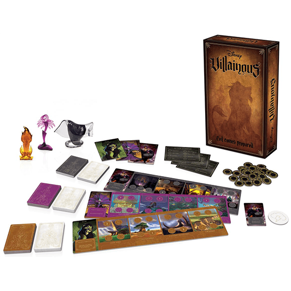 Disney Villainous Evil Comes Prepared Expansion