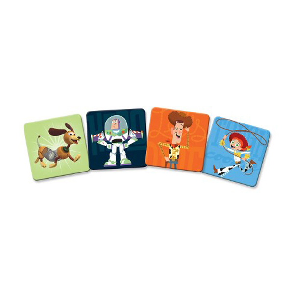 Discontinued Wonder Forge Disney Pixar Toy Story 4 Matching Game