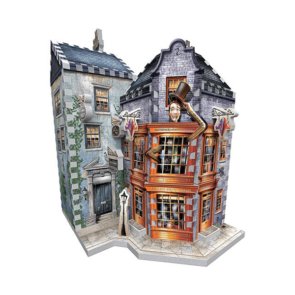 Wrebbit 3D Harry Potter™ Weasleys' Wizard Wheezes & Daily Prophet 3D Puzzle