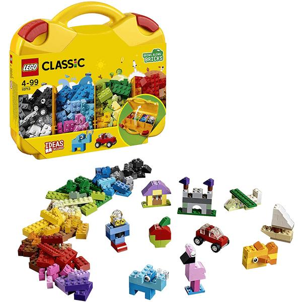 LEGO® Classic 10713 Creative Suitcase