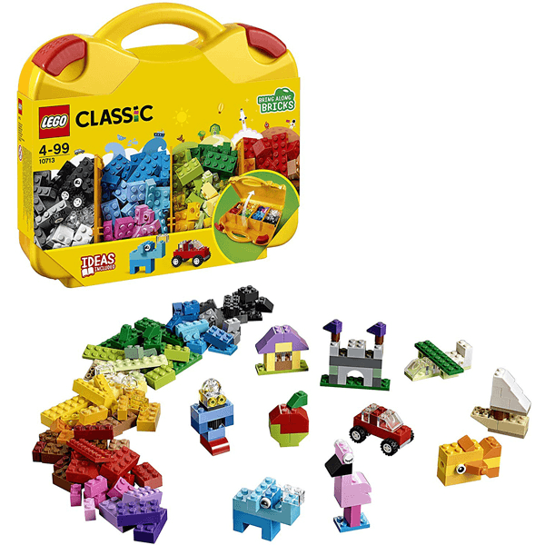 LEGO® Creative Suitcase