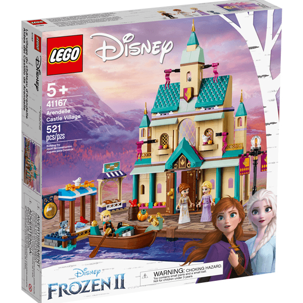LEGO® Disney Princesses 41167 Arendelle Castle Village