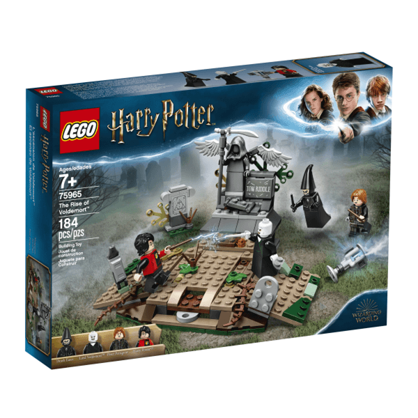 LEGO® Harry Potter™ 75965 The Rise of Voldemort™