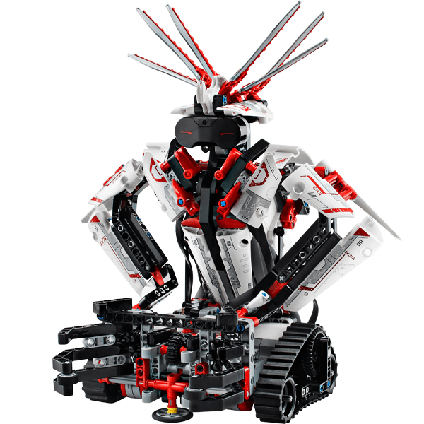 LEGO® Mindstorms® 31313 EV3 By JR Toy Company