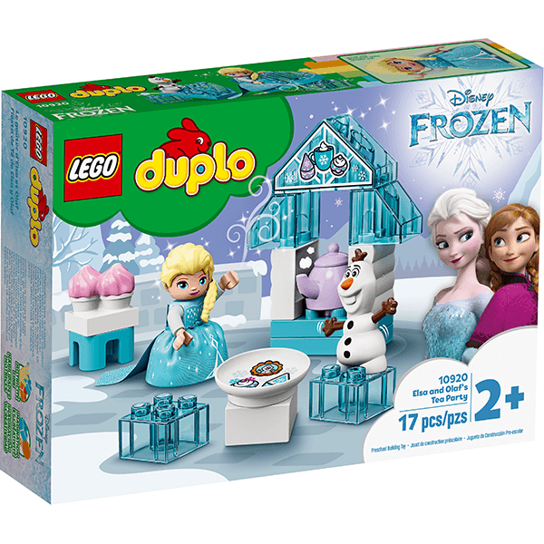 LEGO® DUPLO® 10920 Elsa and Olaf's Tea Party