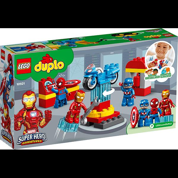 LEGO® Marvel DUPLO® 10921 Super Heroes Lab