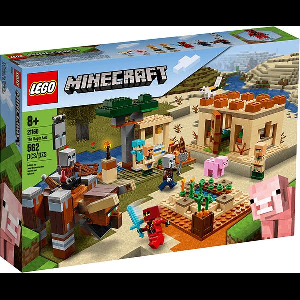 LEGO® Minecraft™ 21160 The Illager Raid