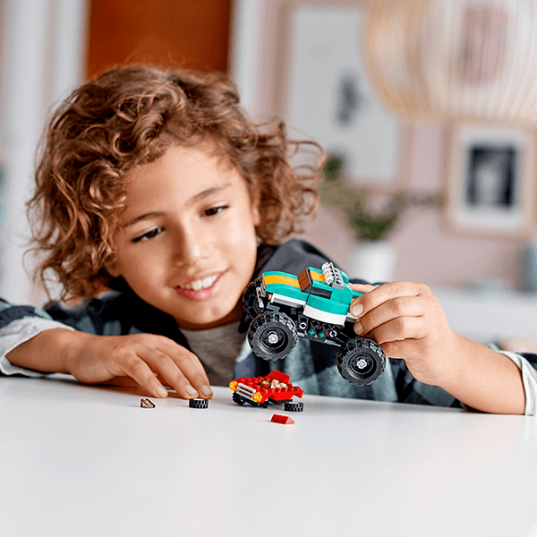 LEGO® Creator 3-in-1 31101 Monster Truck